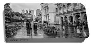 Jackson Square Rainy Day Nola Portable Battery Charger