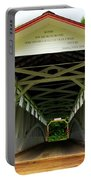 Jackson's Mill Covered Bridge Portable Battery Charger
