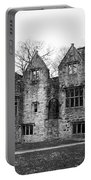 Jacobean Wing At Donegal Castle Ireland Portable Battery Charger