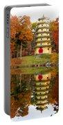 Jade Buddha Pagoda 4 Portable Battery Charger