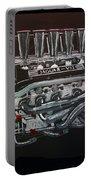Jaguar V12 Twr Engine Portable Battery Charger