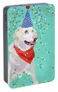 Jake The Party Animal Portable Battery Charger
