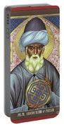 Jalal Ud-din Rumi Of Persia - Rljur Portable Battery Charger