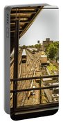 Jamaica Station Portable Battery Charger