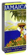 Jamaica, The Gem Of Tropics Portable Battery Charger