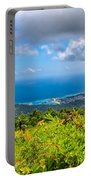 Jamaican Vista Portable Battery Charger