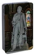 James A. Garfield Statue Portable Battery Charger