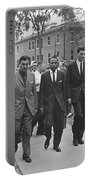 James Meridith And Ole Miss Integration 1962 Portable Battery Charger