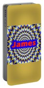 James Portable Battery Charger