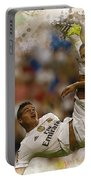 James Rodriguez Performs An Overhead Kick  Portable Battery Charger