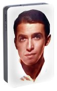 James Stewart, Actor Portable Battery Charger