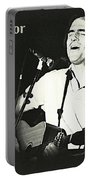 James Taylor Poster Portable Battery Charger