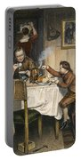 James Watt (1736-1819) Portable Battery Charger