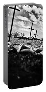 Jamestown Cemetery Portable Battery Charger