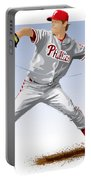 Jamie Moyer Portable Battery Charger
