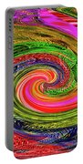 Janca Colors Panel Abstract # 5212 Wtw7abc Portable Battery Charger