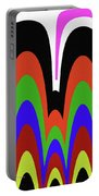 Jancart Drawing Abstract #8455pc Portable Battery Charger