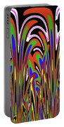 Jancart Drawing Abstract #8455wspc Portable Battery Charger