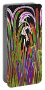 Jancart Drawing Abstract #8455wtpc Portable Battery Charger