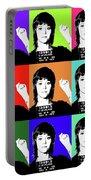 Jane Fonda Mug Shot X9 Portable Battery Charger
