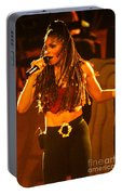 Janet Jackson 94-2994 Portable Battery Charger