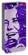 Janis Joplin Portable Battery Charger