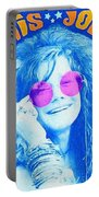 Janis Stamp Painting Portable Battery Charger