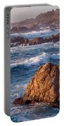 January In Big Sur Portable Battery Charger
