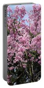 Japan Blossoms Portable Battery Charger