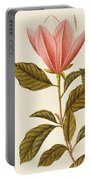 Japanese Bigleaf Magnolia Portable Battery Charger