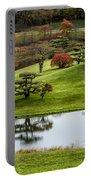 Japanese Garden Autumn Portable Battery Charger