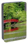 Japanese Garden Bridge  Portable Battery Charger