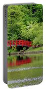 Japanese Garden Bridge  Portable Battery Charger