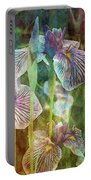 Japanese Iris Tall 2694 Idp_4 Portable Battery Charger