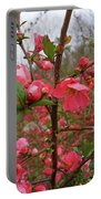 Japanese Quince Portable Battery Charger