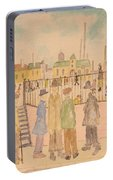 Japanese Whispers In Respect Of Lowry Portable Battery Charger