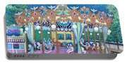 Jardin Des Tuileries Carrousel Portable Battery Charger