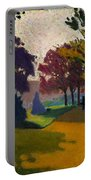Jardin Du Luxembourg Portable Battery Charger