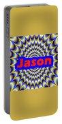 Jason Portable Battery Charger