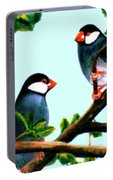Java Sparrows  #102 Portable Battery Charger