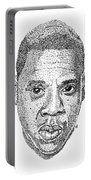 Jay Z Portable Battery Charger