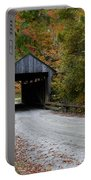 Jaynes Covered Bridge Portable Battery Charger