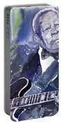 Jazz B B King 01 Portable Battery Charger