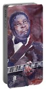 Jazz B B King Portable Battery Charger
