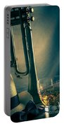 Jazz Club Still Life Portable Battery Charger
