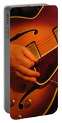 Jazz Guitar  Portable Battery Charger