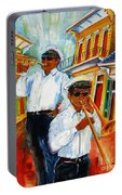 Jazz In The Treme Portable Battery Charger