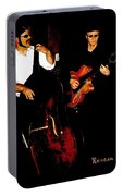 Jazz Musicians Portable Battery Charger