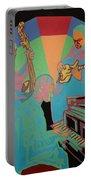 Jazzamatazz Band Portable Battery Charger