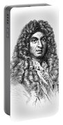 Jean-baptiste Lully, French Composer Portable Battery Charger